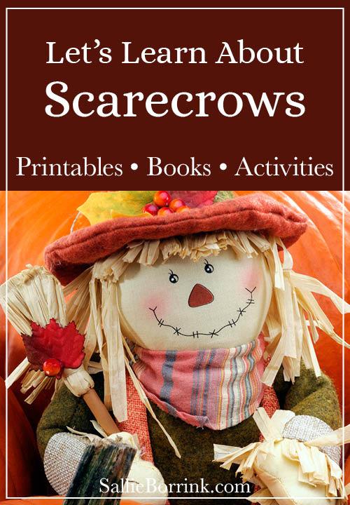 Scarecrow Unit Study Activities