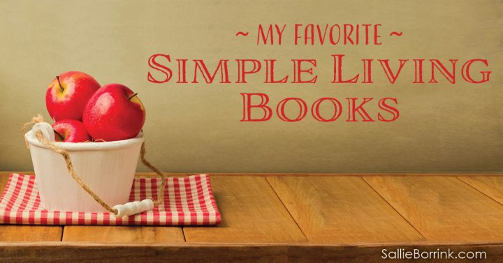 My Favorite Simple Living Books 2