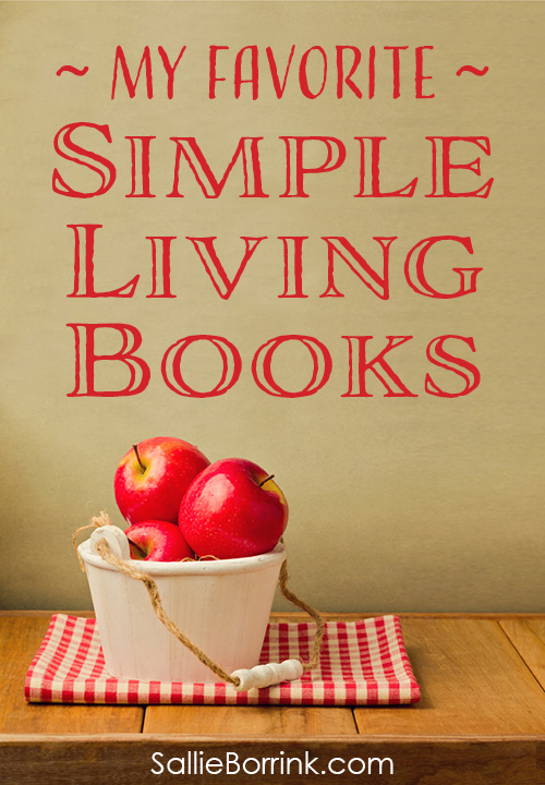 My Favorite Simple Living Books