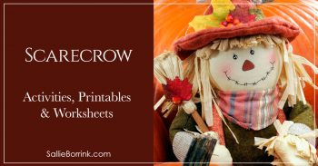 Scarecrow Activities Printables and Worksheets 2