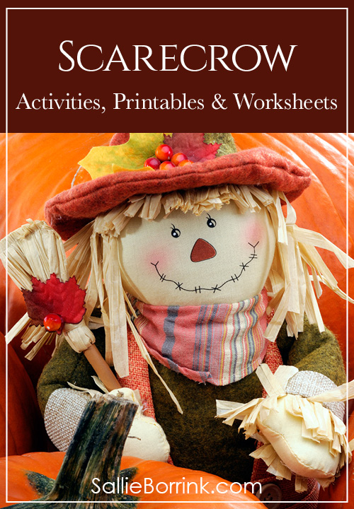 Scarecrow Ideas, Books, Writing Prompts, and Crafts