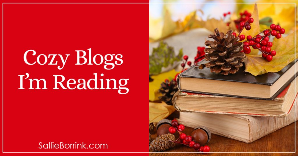 Cozy Blogs I'm Reading 2
