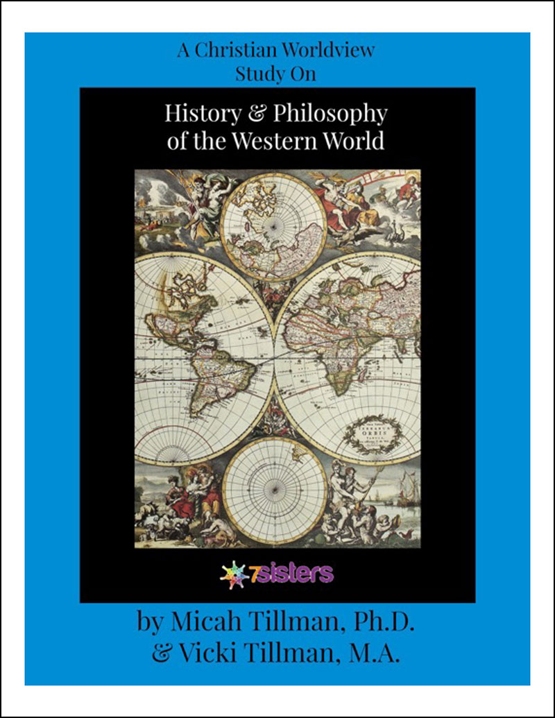 History and Philosophy of the Western World Homeschool Curriculum