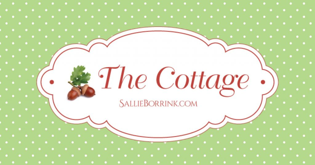 Coming in July: The Cottage