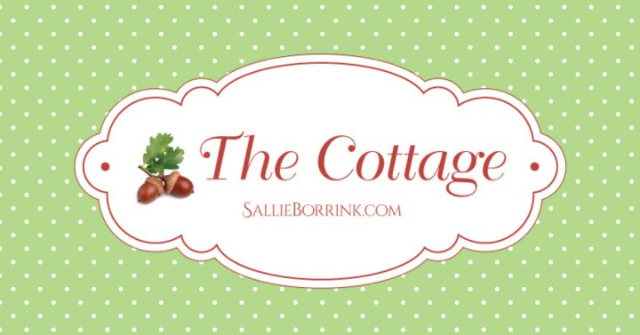 The Cottage at SallieBorrink.com