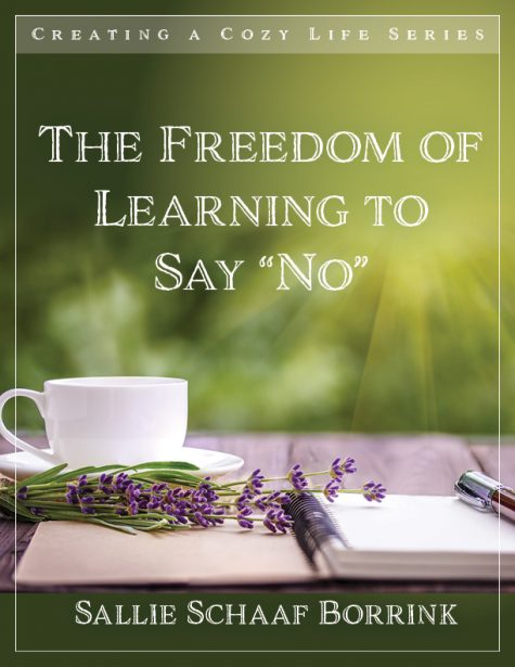The Freedom of Learning to Say No Cover