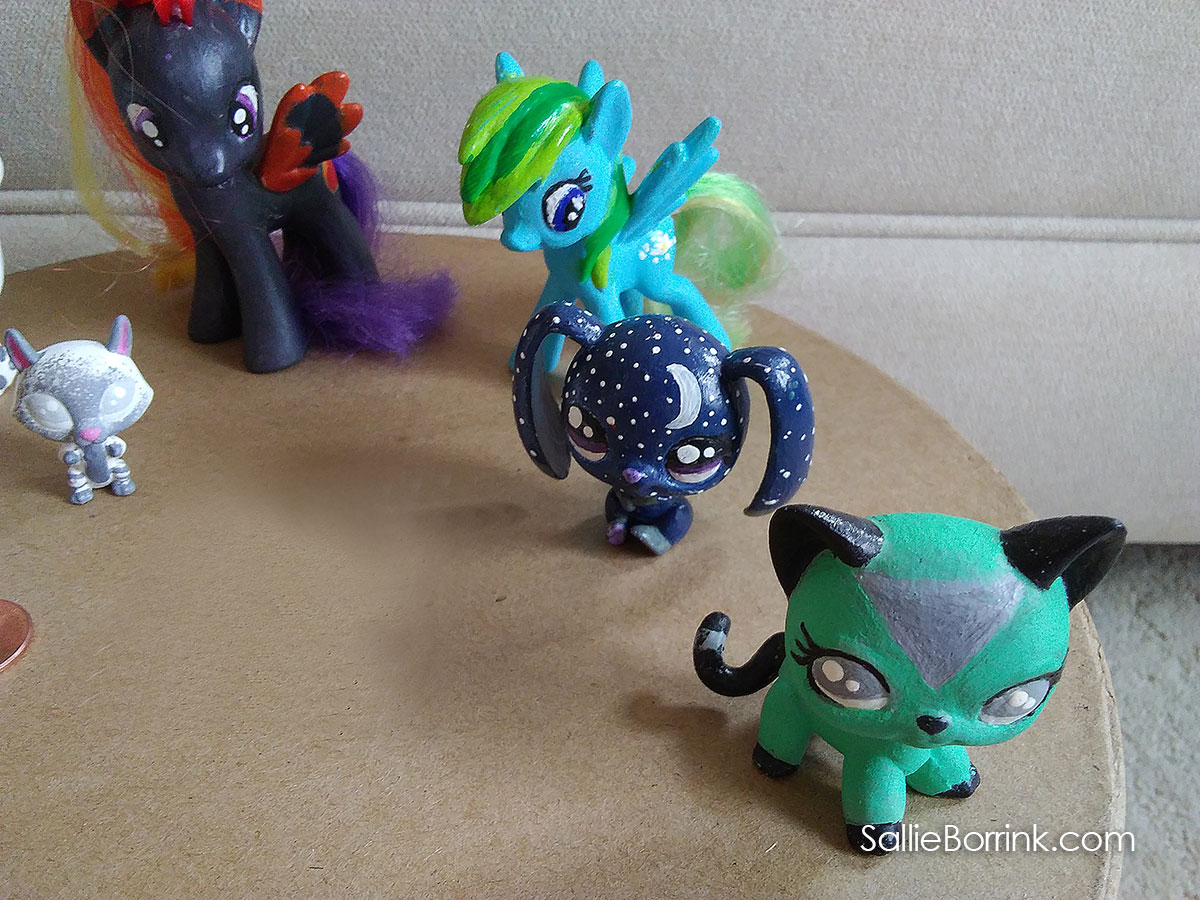 Littlest Pet Shop Customs 2