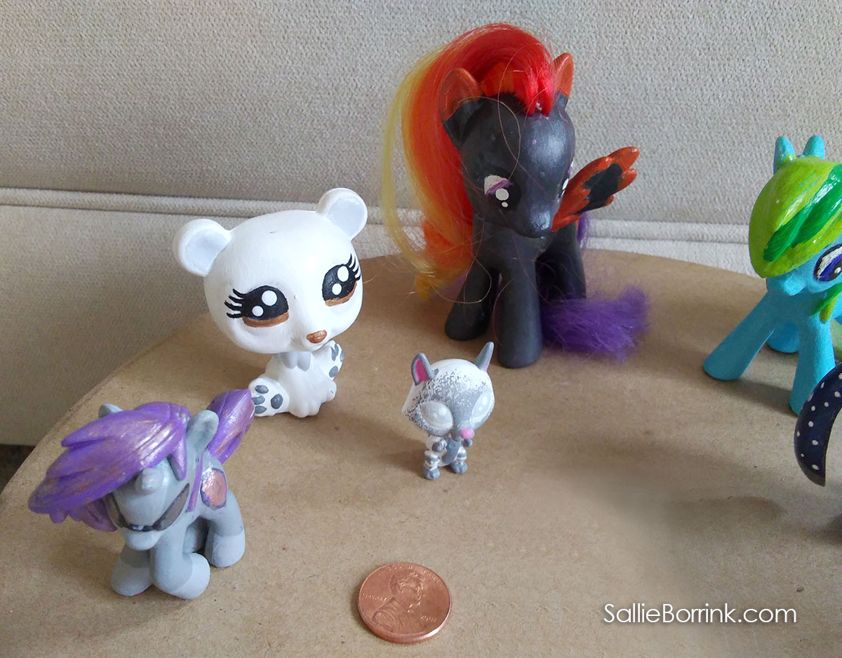 Littlest Pet Shop Customs 3