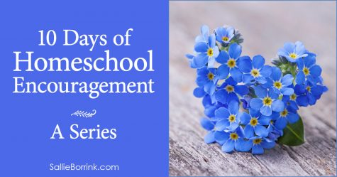 10 Days of Homeschool Encouragement Series 2