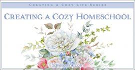 Creating a Cozy Homeschool Pin 2