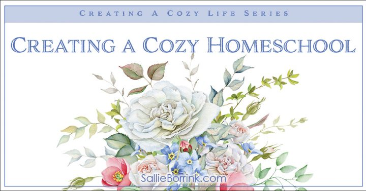 Creating a Cozy Homeschool Pin 2