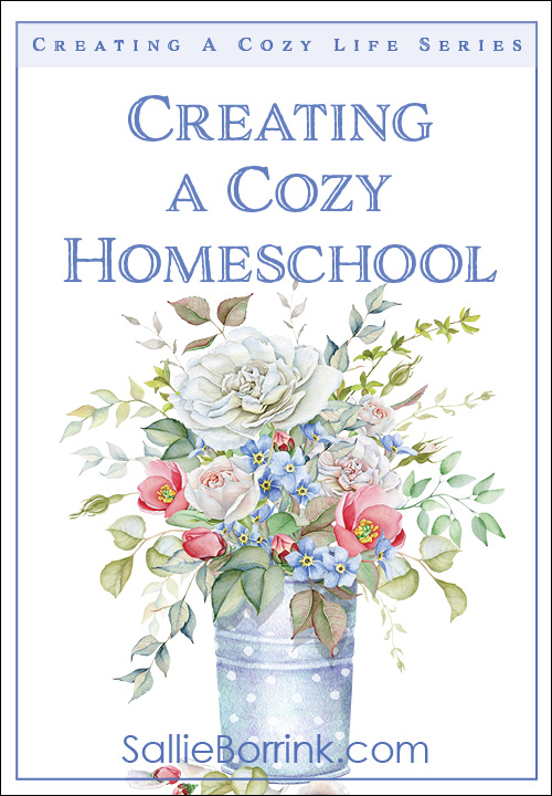 Creating a Cozy Homeschool Pin