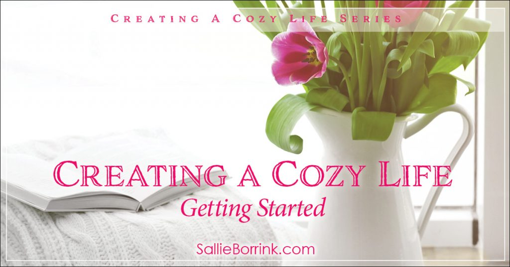 Creating a Cozy Life - Getting Started PIn 2