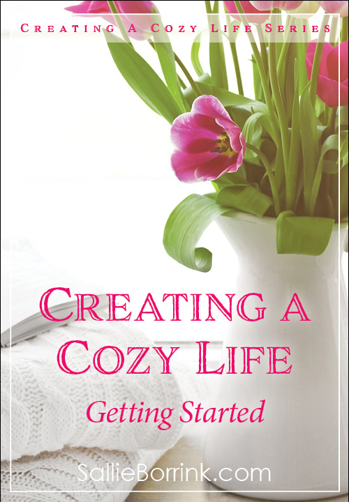 Creating a Cozy Life - Getting Started PIn