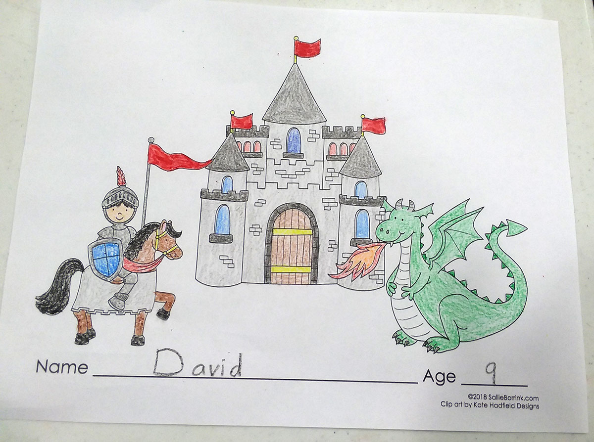David-9