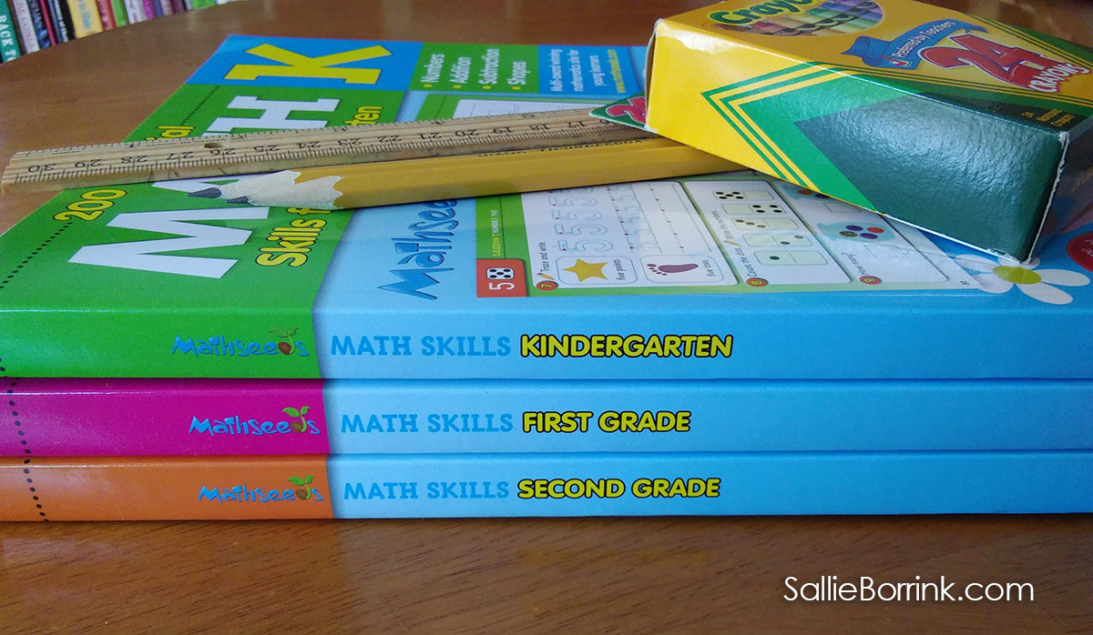 Mathseeds Workbooks