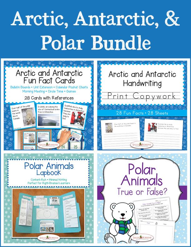 Arctic, Antarctic, and Polar Bundle - Print