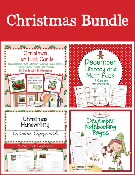 Christmas Bundle - Cursive