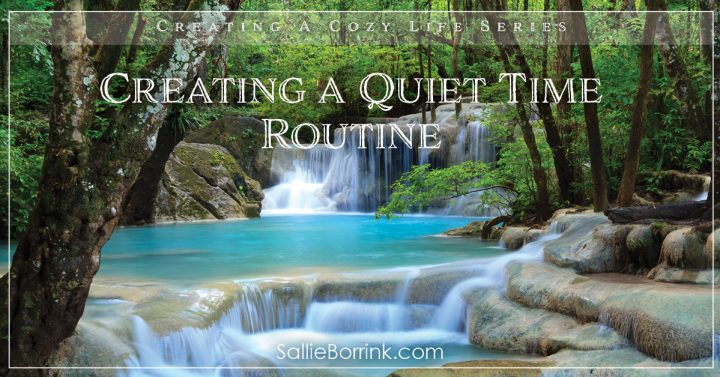Creating a Quiet Time Routine 2