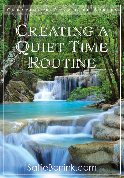 Creating a Quiet Time Routine Pin