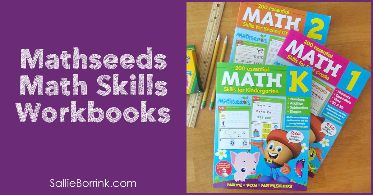 Mathseeds Math Skills Workbooks 2