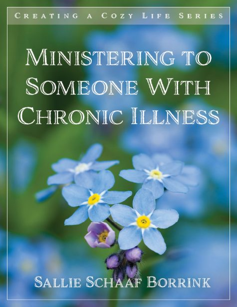 Ministering To Someone With Chronic Illness 091418