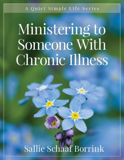 Ministering to Someone with Chronic Illness