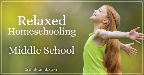 Relaxed Homeschooling in Middle School 2