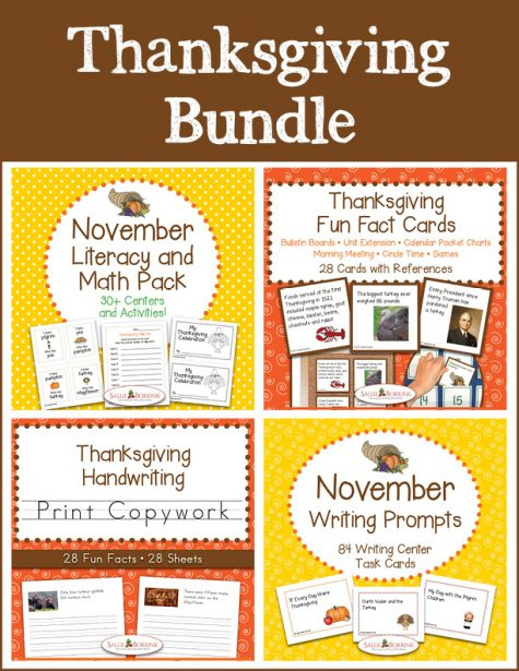 Thanksgiving Bundle - Print