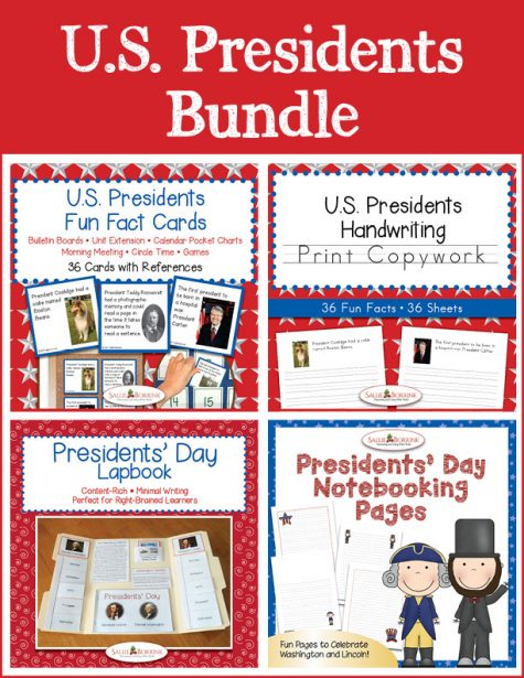 US Presidents Bundle - Print