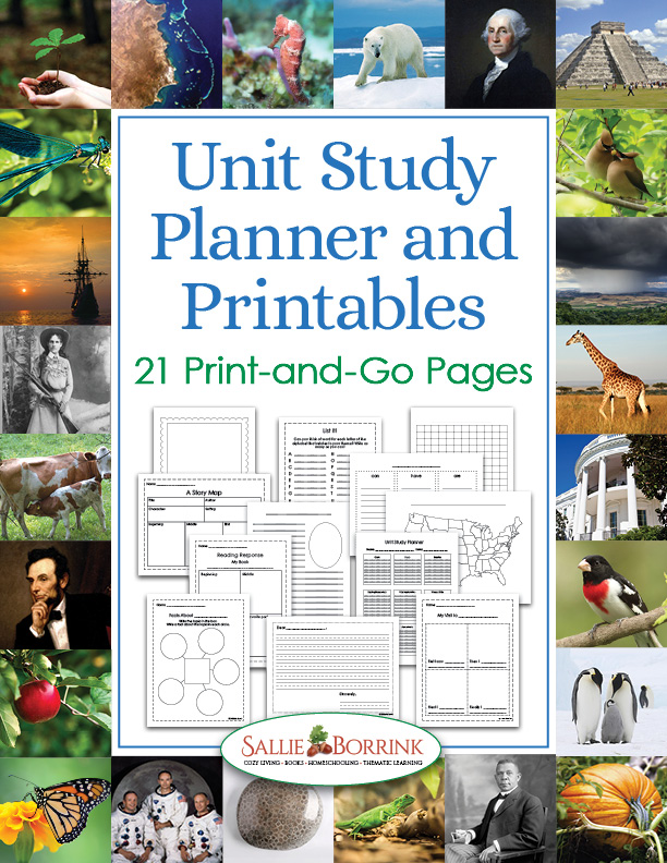 Unit Study Planner and Printables