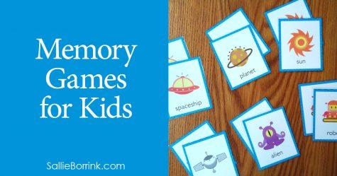 Memory Games for Kids 2