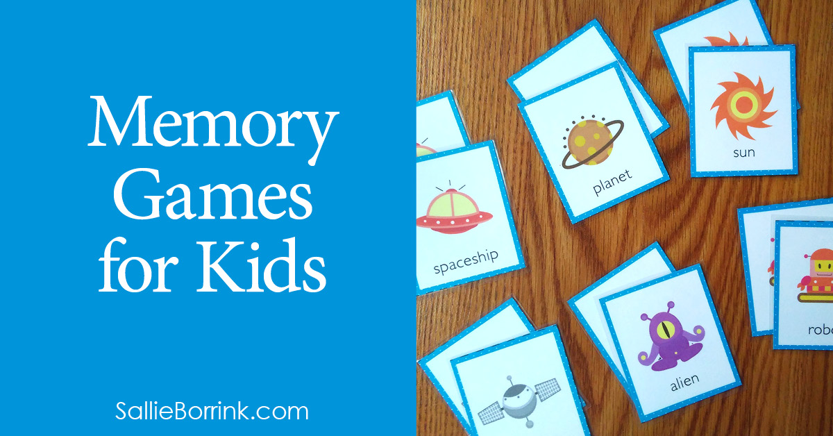 Memory Games for Kids 2