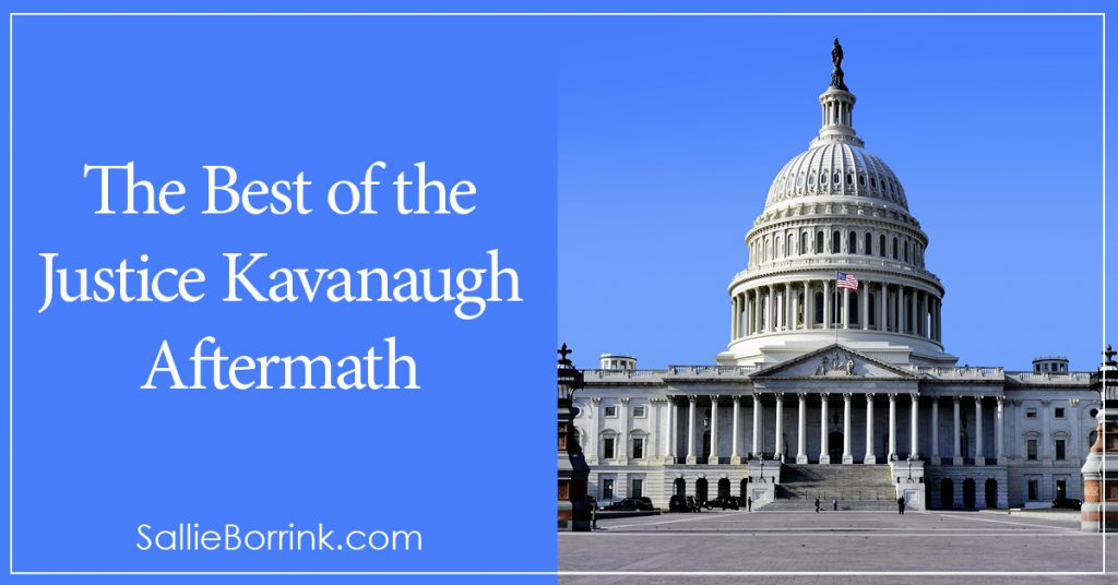 The Best of the Justice Kavanaugh Aftermath