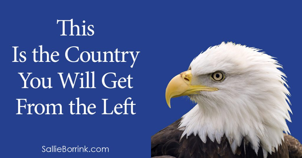 This Is the Country You Will Get From the Left (Expanded and Edited)