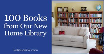 100 Books from Our New Home Library 2