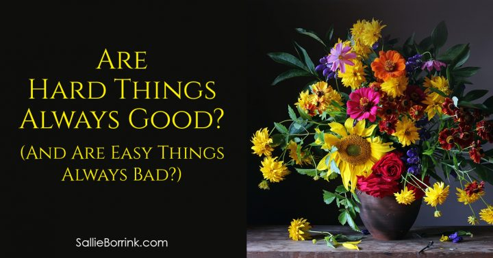 Are Hard Things Always Good and Are Easy Things Always Bad 2