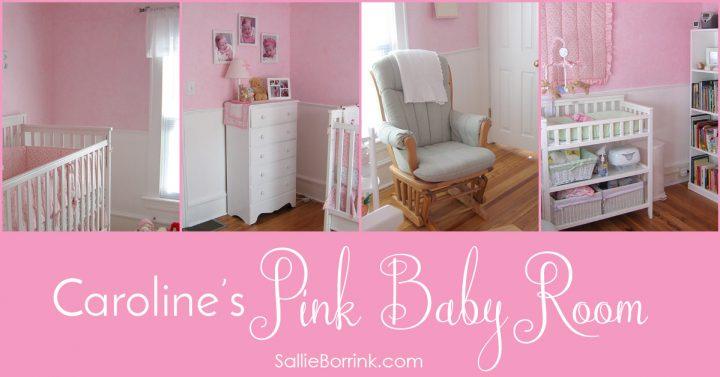 Caroline's Pink Baby Room 2