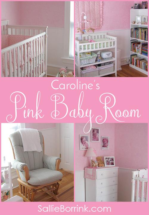 Caroline's Pink Baby Room