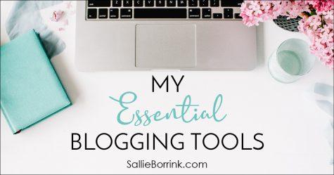My Essential Blogging Tools 2