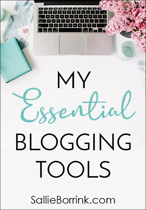 My Essential Blogging Tools