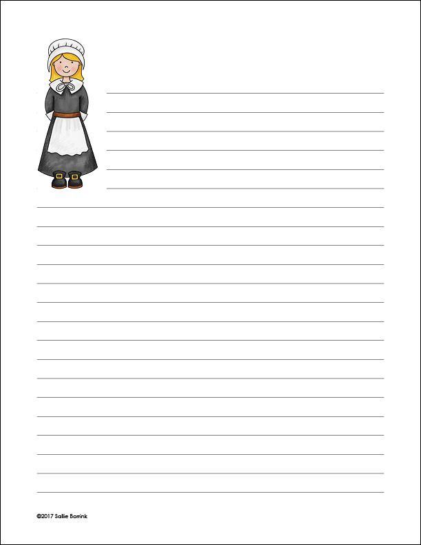 Pilgrim Girl 2