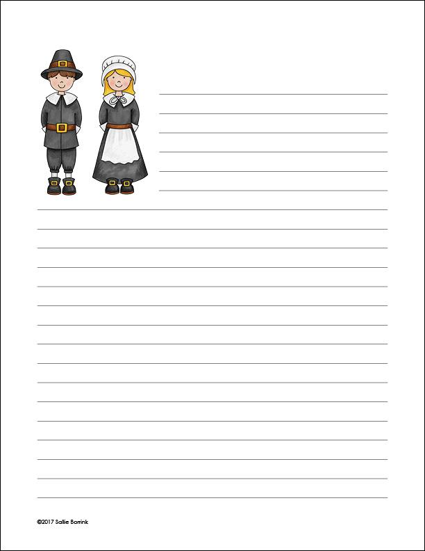 Pilgrim Boy and Girl 2