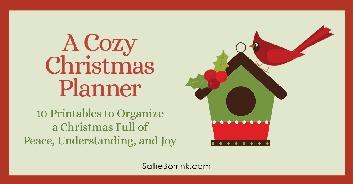 A Cozy Christmas Planner 2