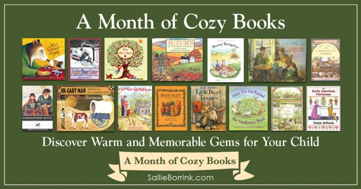 A Month of Cozy Books Series 2