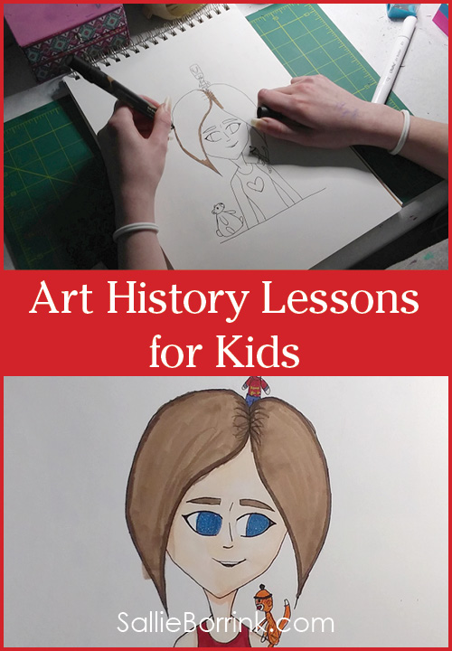 Art History Lessons for Kids