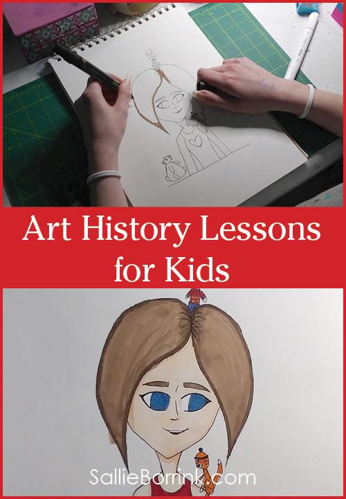 Art History Lessons for Kids