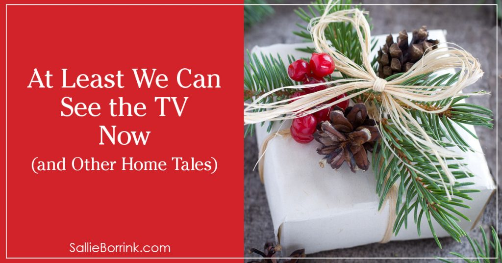 At Least We Can See the TV Now (and Other Home Tales) 2