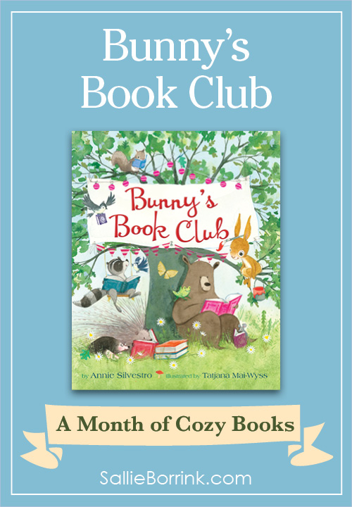 Bunny's Book Club - A Month of Cozy Books