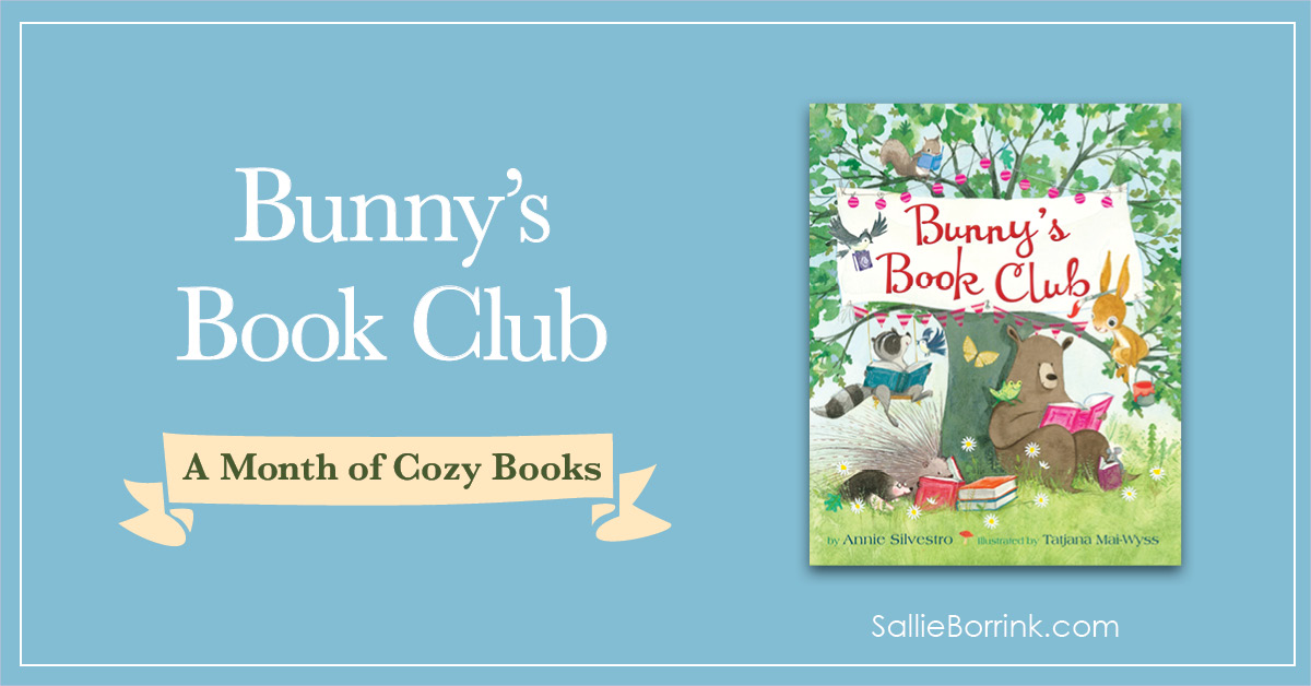 Bunny's Book Club - A Month of Cozy Books 2